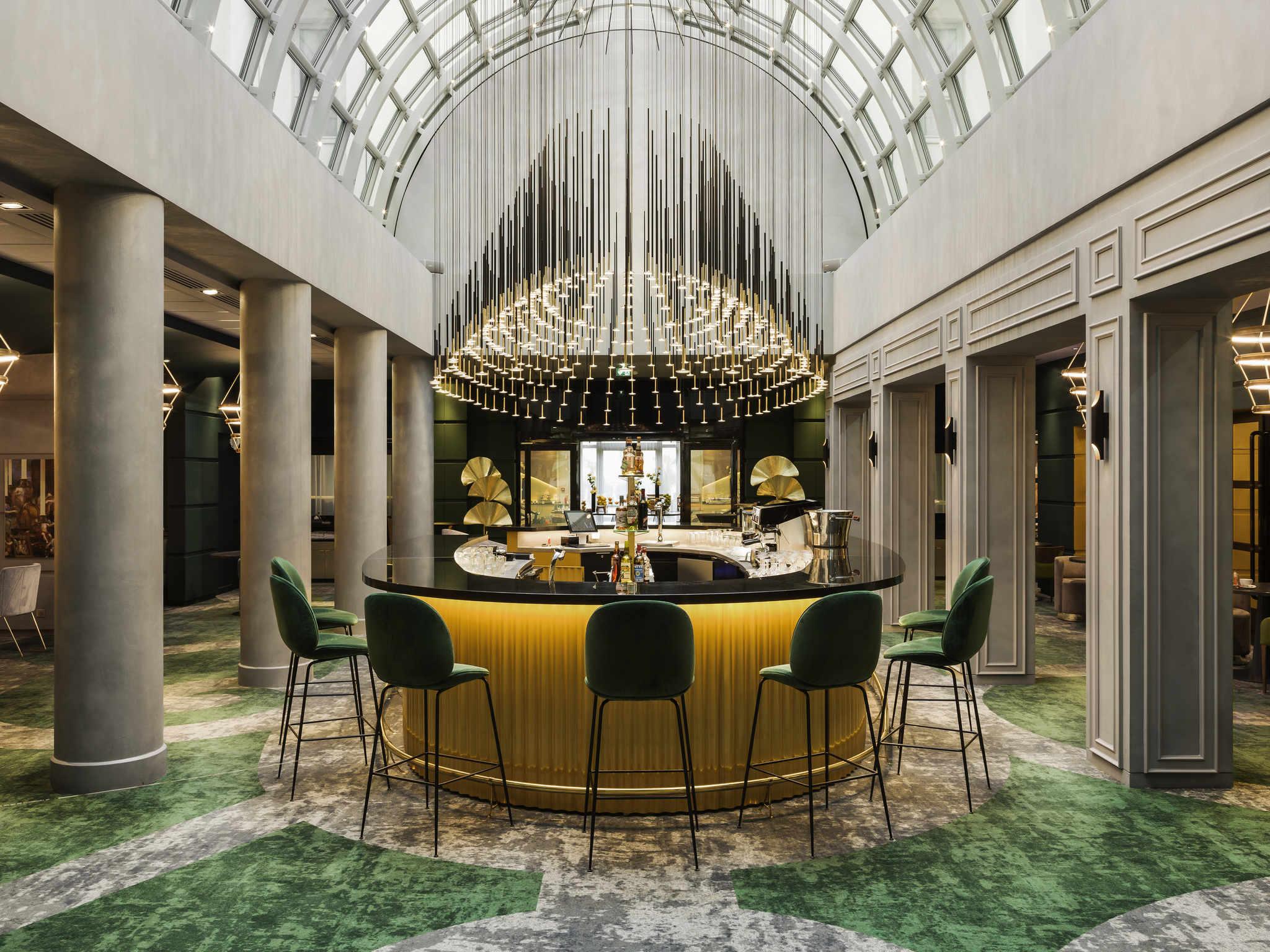 酒店 – 美憬阁索菲特路易斯凡尔赛宫酒店