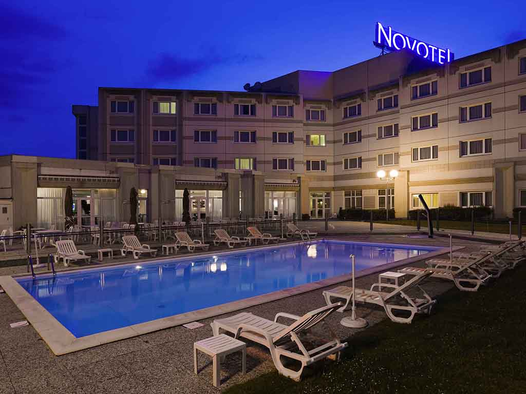 Novotel Bourges LeSubdray France