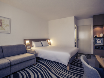 Rooms - Novotel Bourges