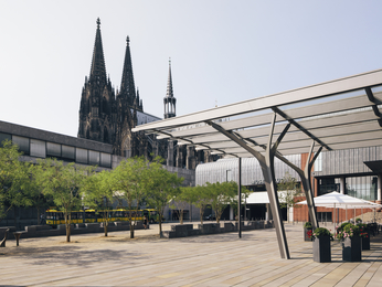 At 1 Km Hotel Mondial Am Dom Cologne Mgallery By Sofitel