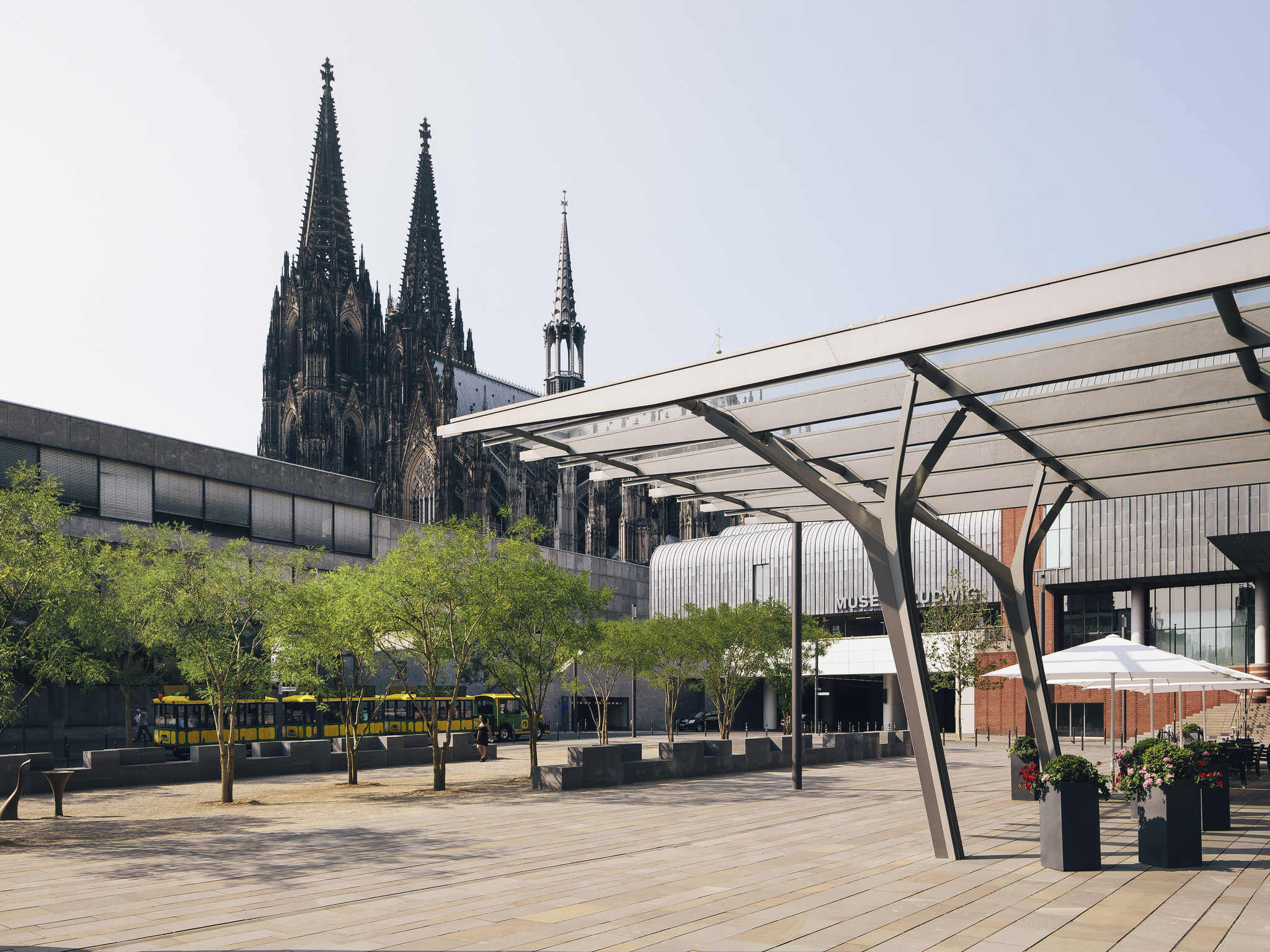 Hotel - Hotel Mondial am Dom Cologne - MGallery by Sofitel