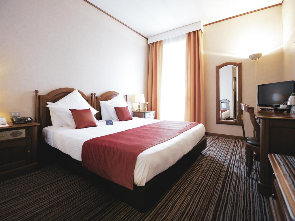 Letto Matrimoniale A Bologna.Mercure Bologna Centro Hotel 4 Stelle Bologna Accorhotels All