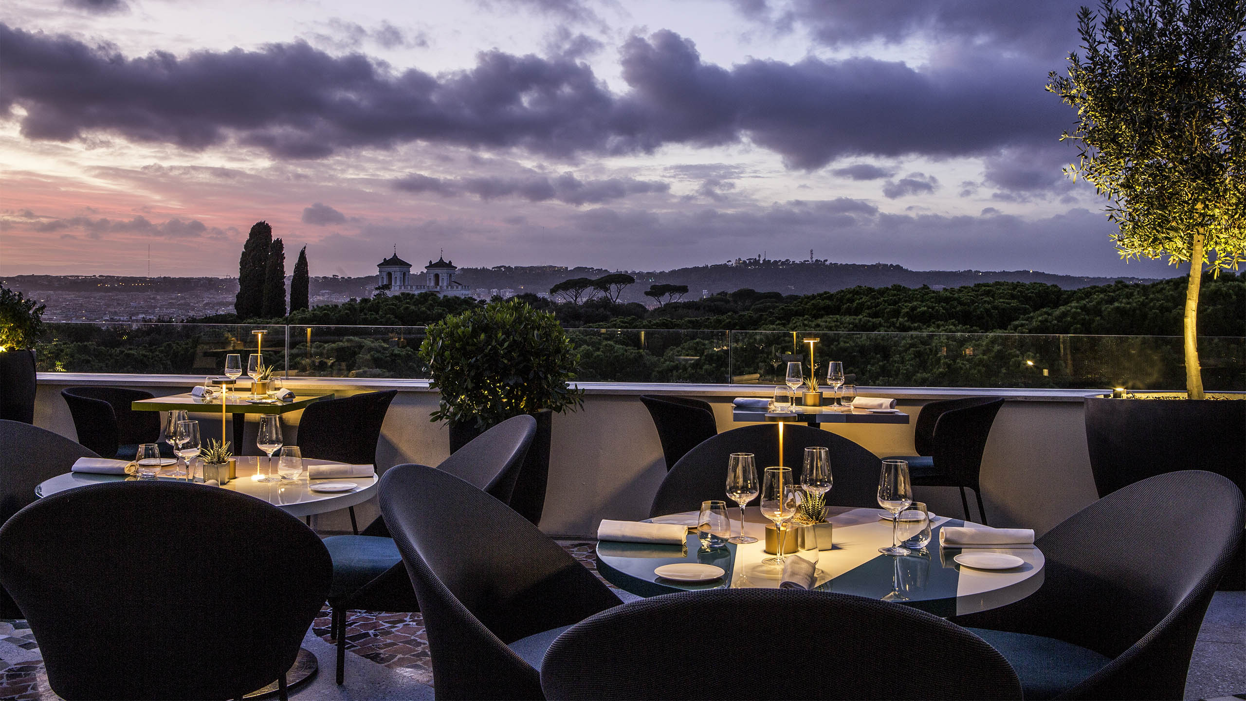 Luxury Hotel Rome Sofitel Roma Villa Borghese
