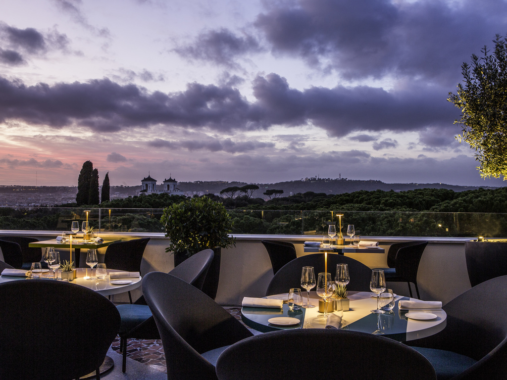 LA TERRASSE CUISINE & LOUNGE ROMA - Restaurants by AccorHotels