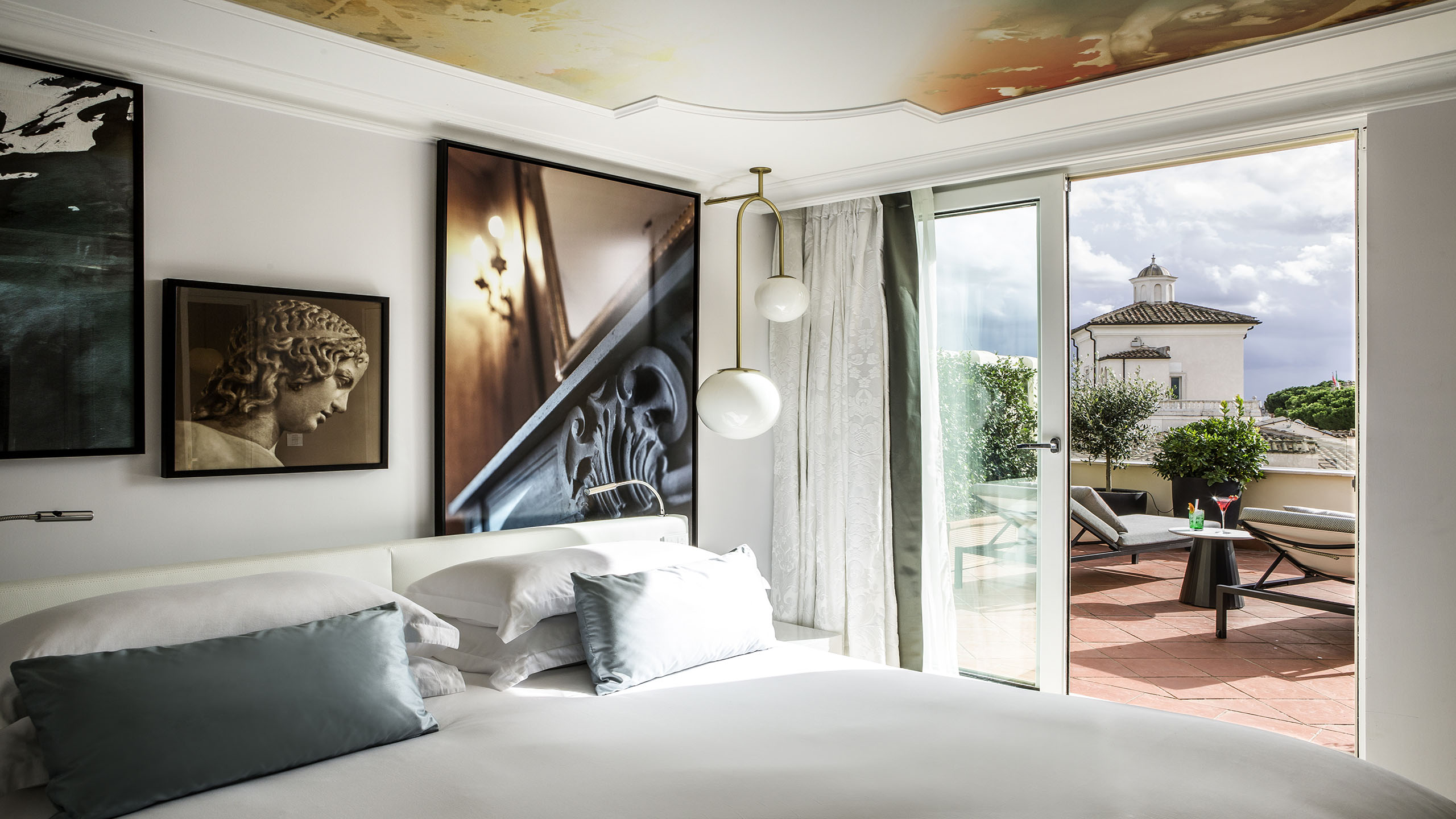 Luxury Hotel Rome Sofitel Roma Reopens On March 4 2019