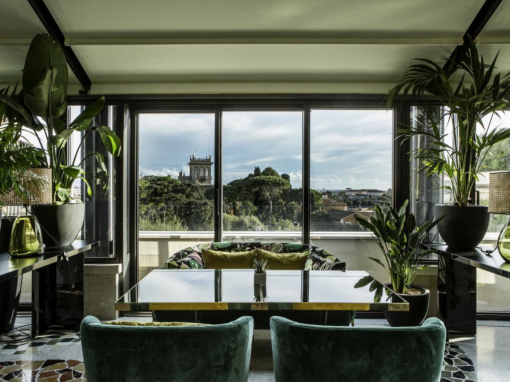 Comme Votre Maison Roma hotel de luxe rome – sofitel roma villa borghese