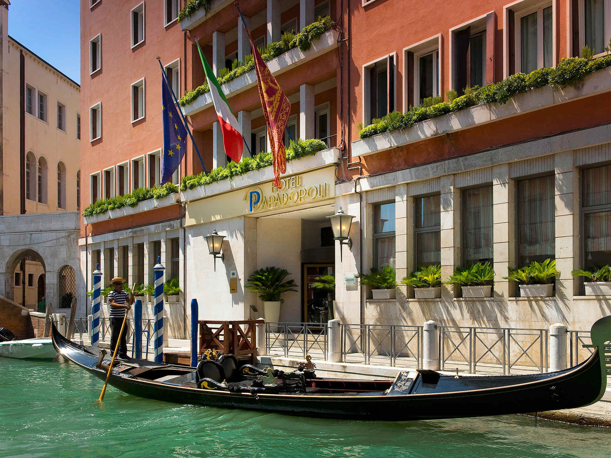 โรงแรม – Hotel Papadopoli Venezia - MGallery by Sofitel