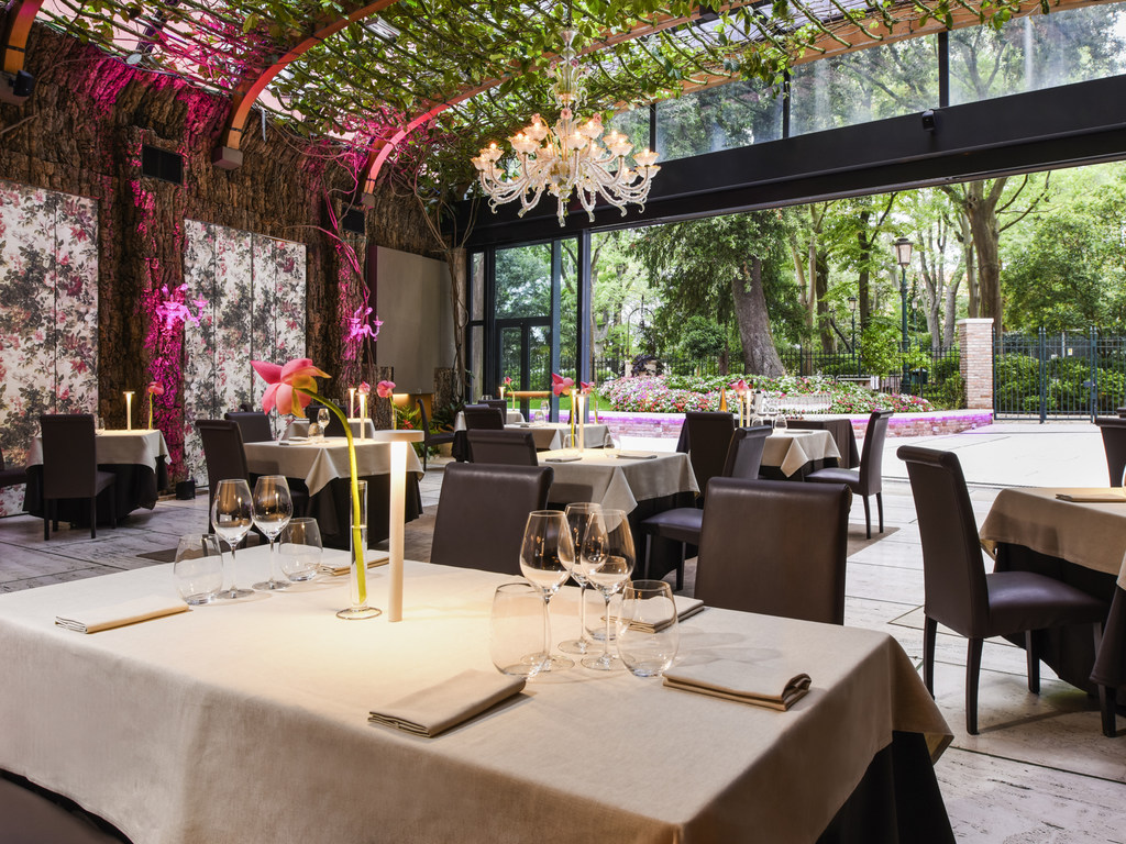 Giardino D Inverno Venezia Restaurants By Accor