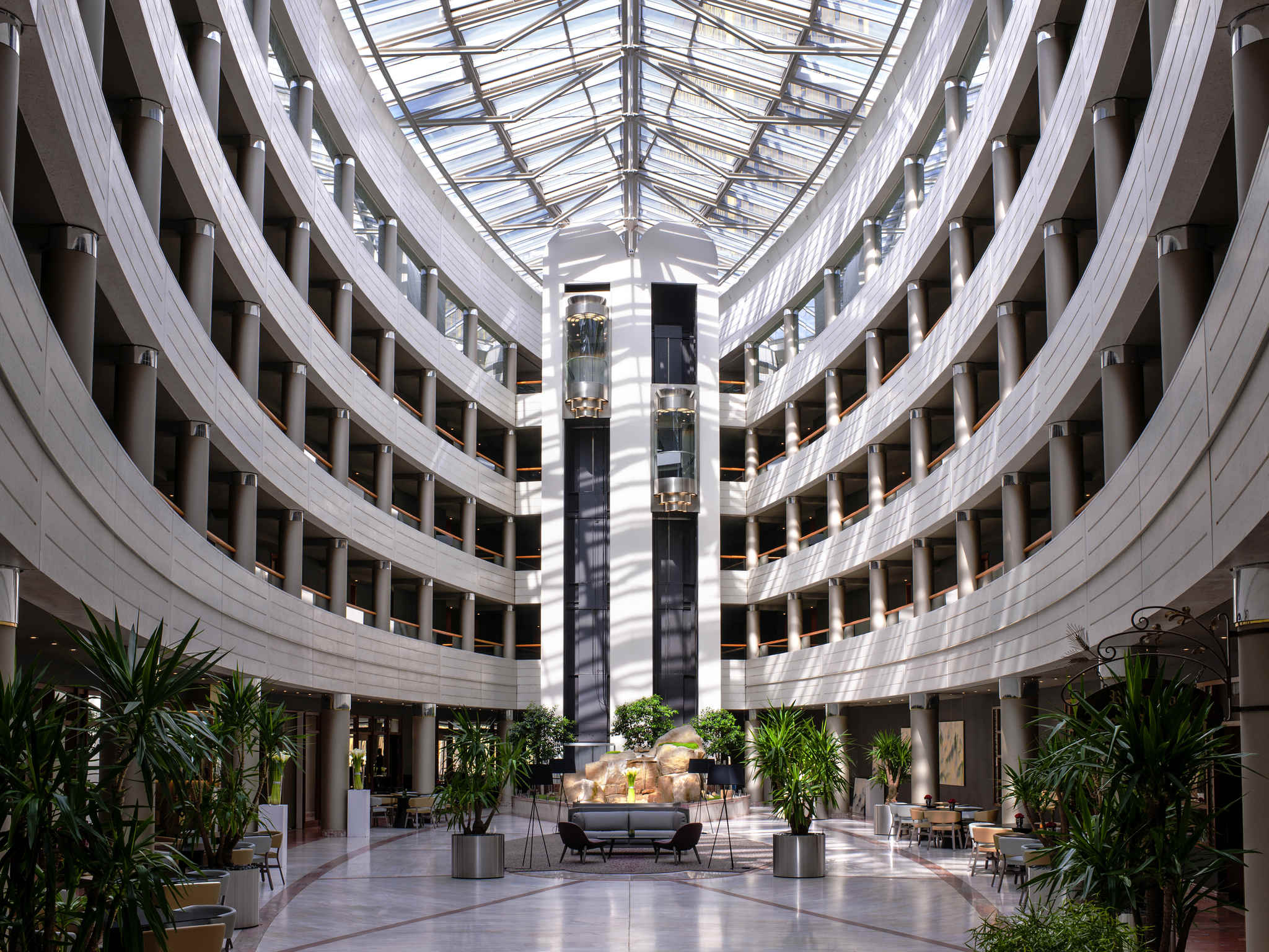Luxury Hotel Luxembourg - MGallery by Sofitel - Kirchberg