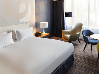 Rooms - Sofitel Luxembourg Europe