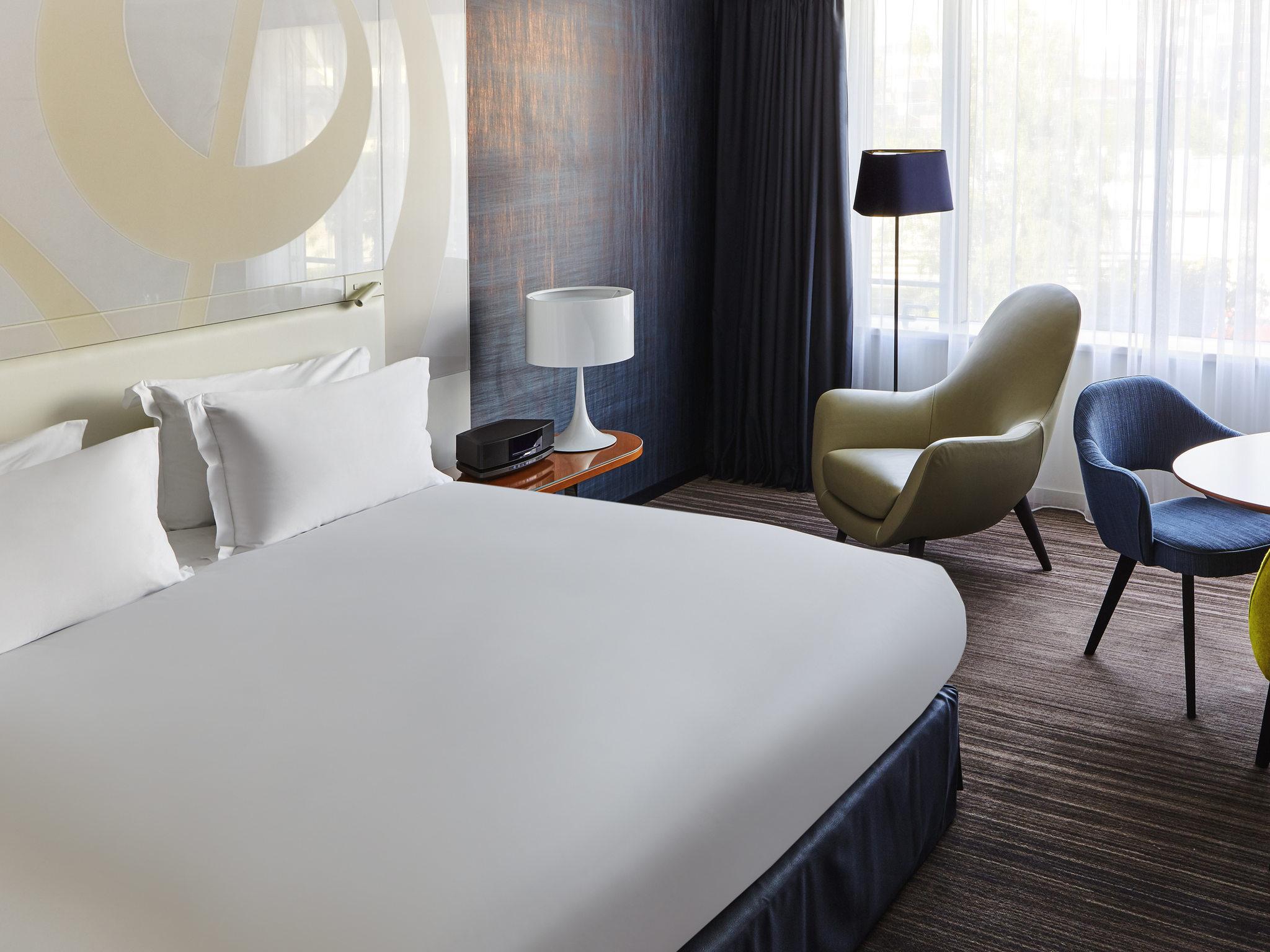 Luxury Hotel Luxembourg Sofitel Kirchberg Kirchberg