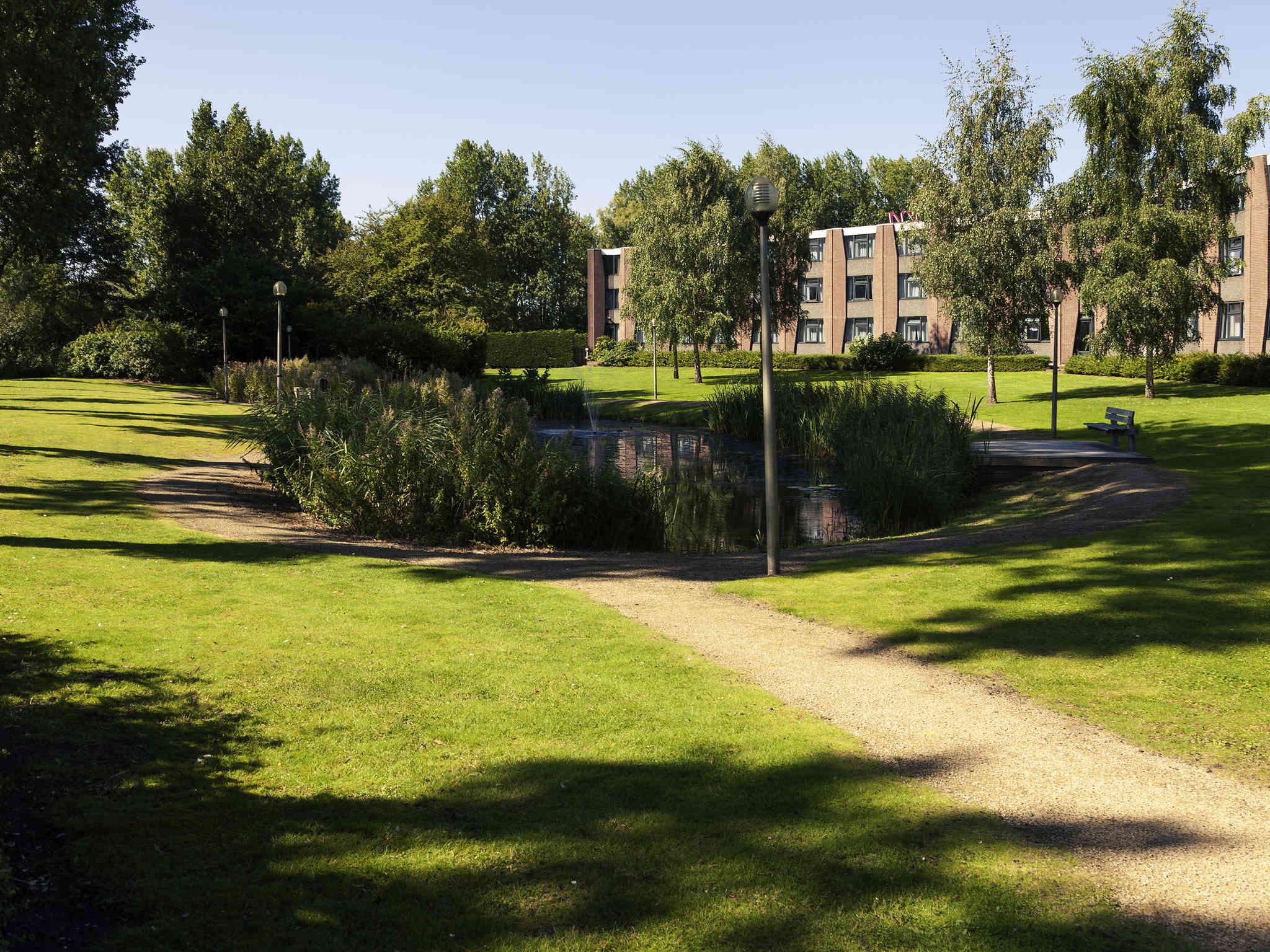 Отель — Mercure Амстердам Запад