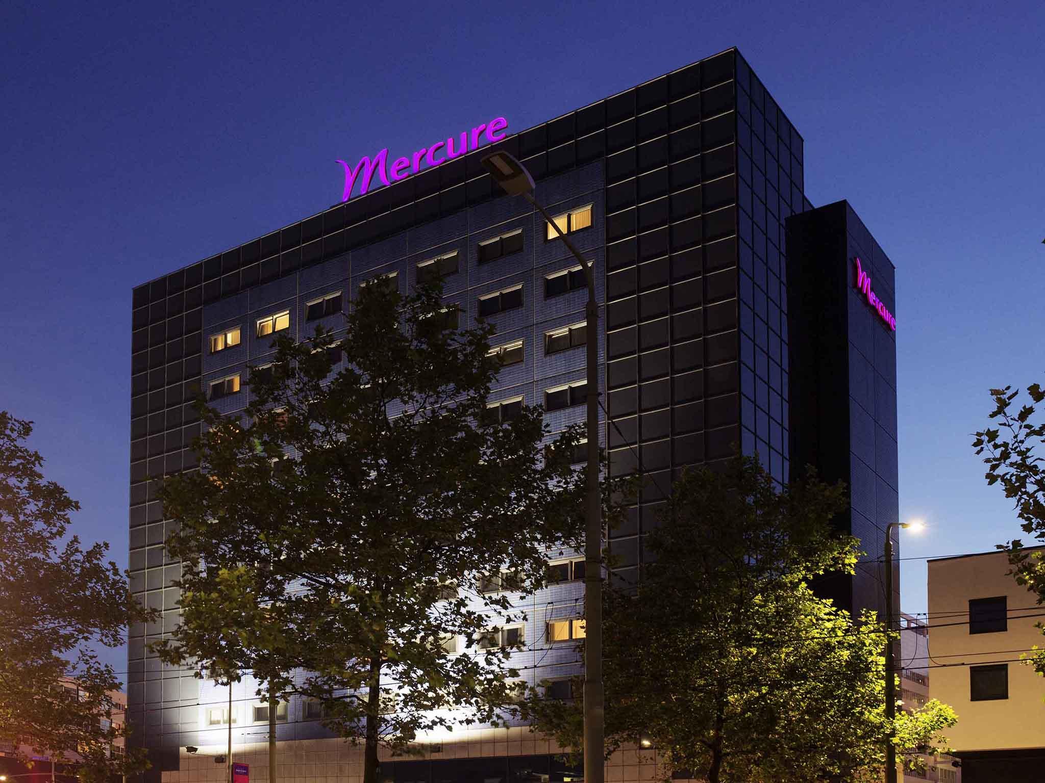 Отель — Mercure Гаага Центр