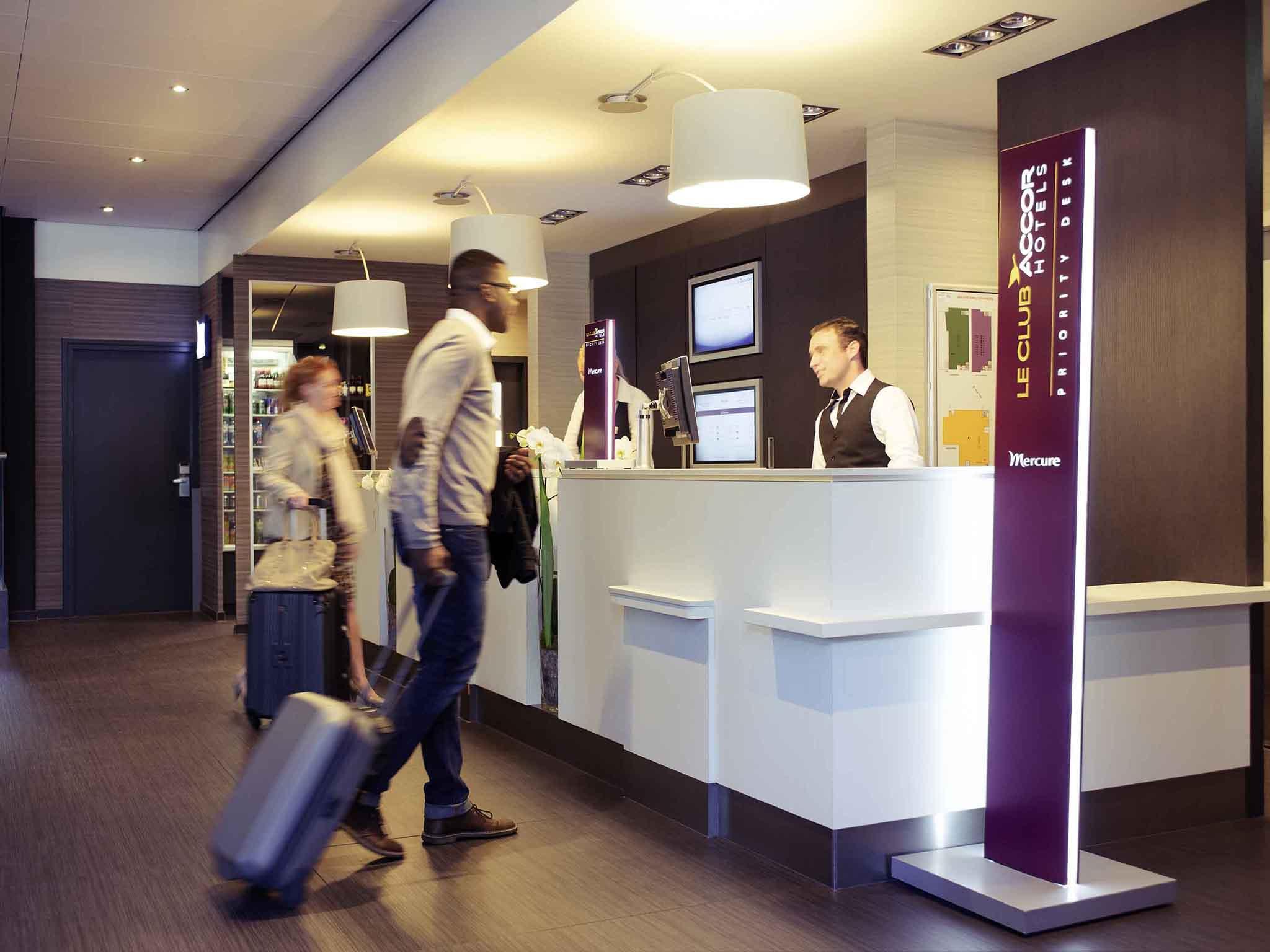 Hotel in DEN HAAG - Mercure Hotel Den Haag Central