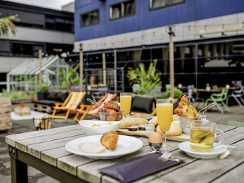Restaurant - Mercure Hotel Den Haag Central
