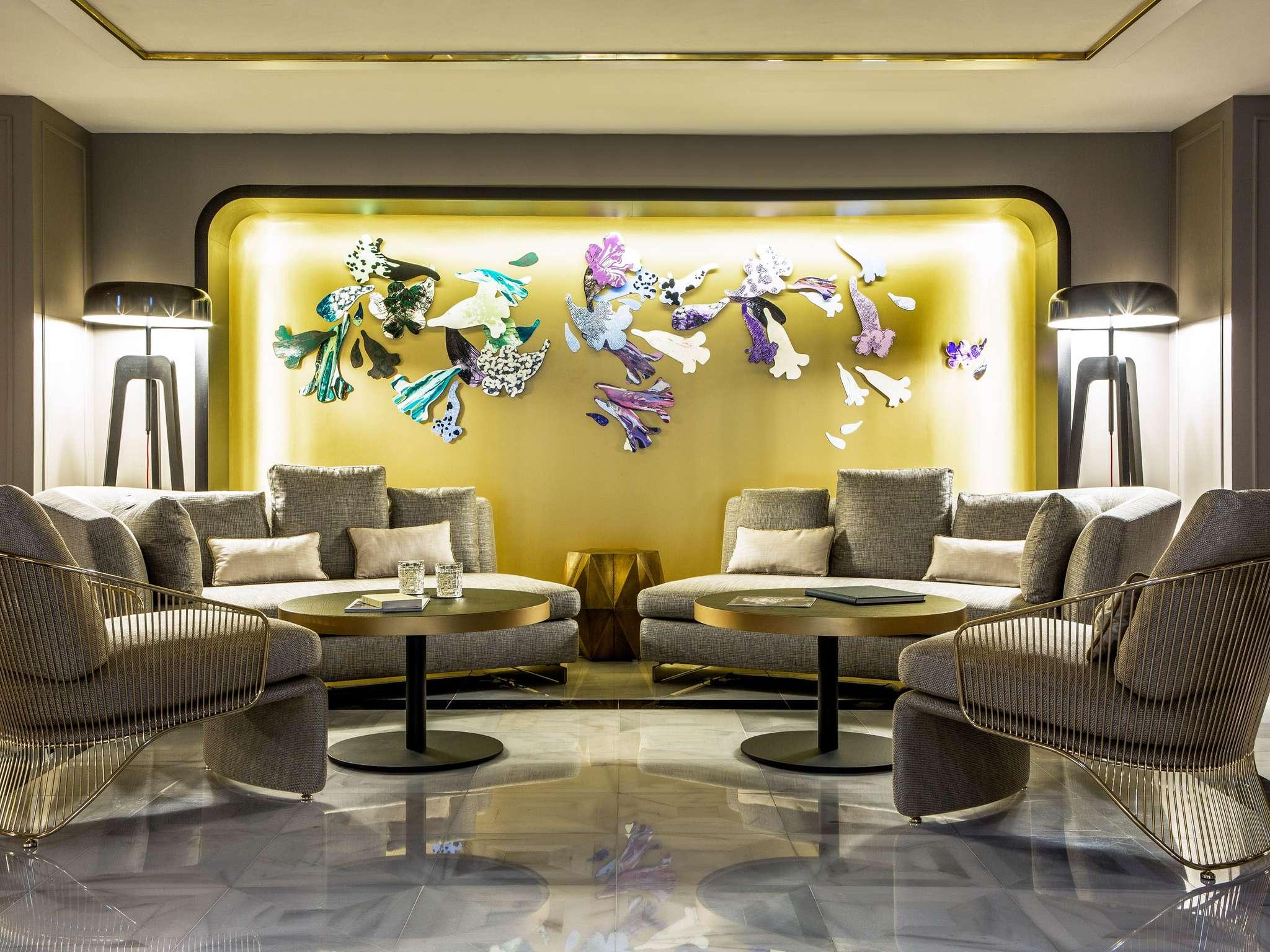 酒店 – 里斯本利贝尔达德索菲特酒店