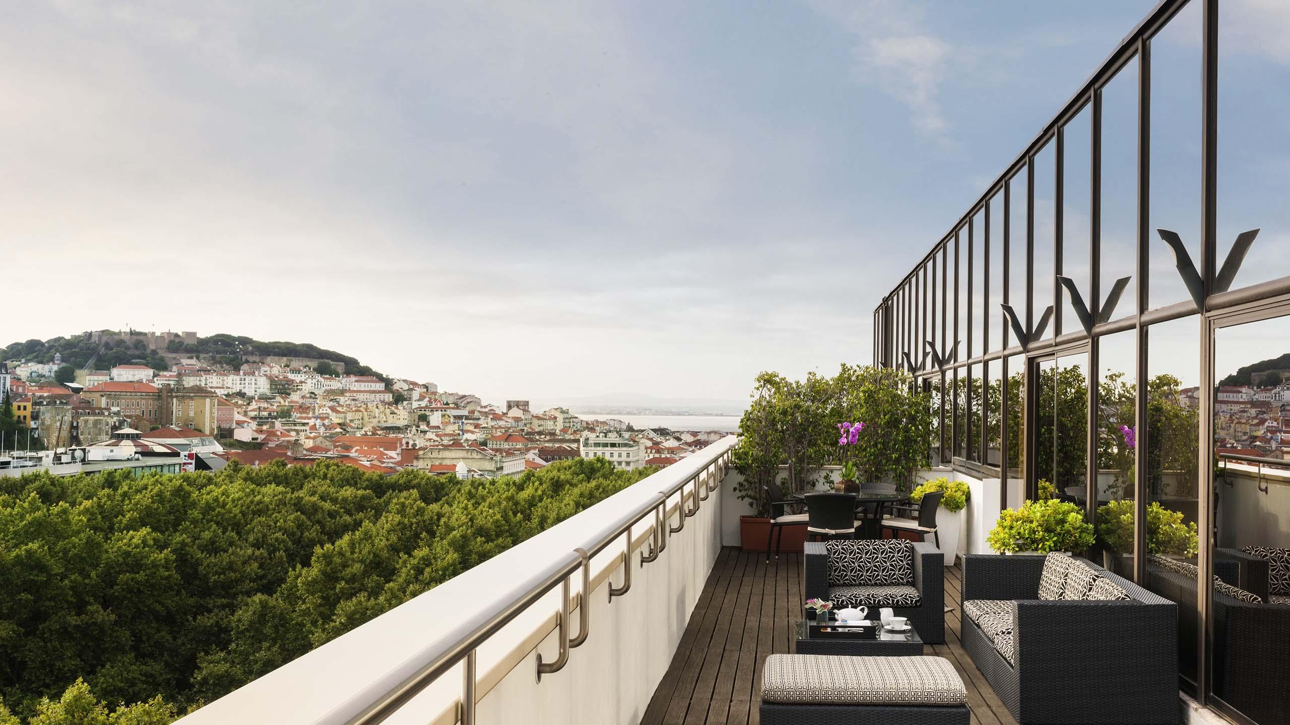 Hotel De Luxe Lisboa Sofitel Lisbon Liberdade