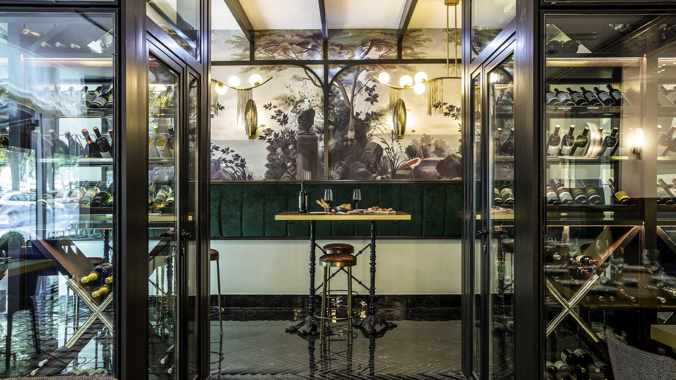 sterne restaurant paris