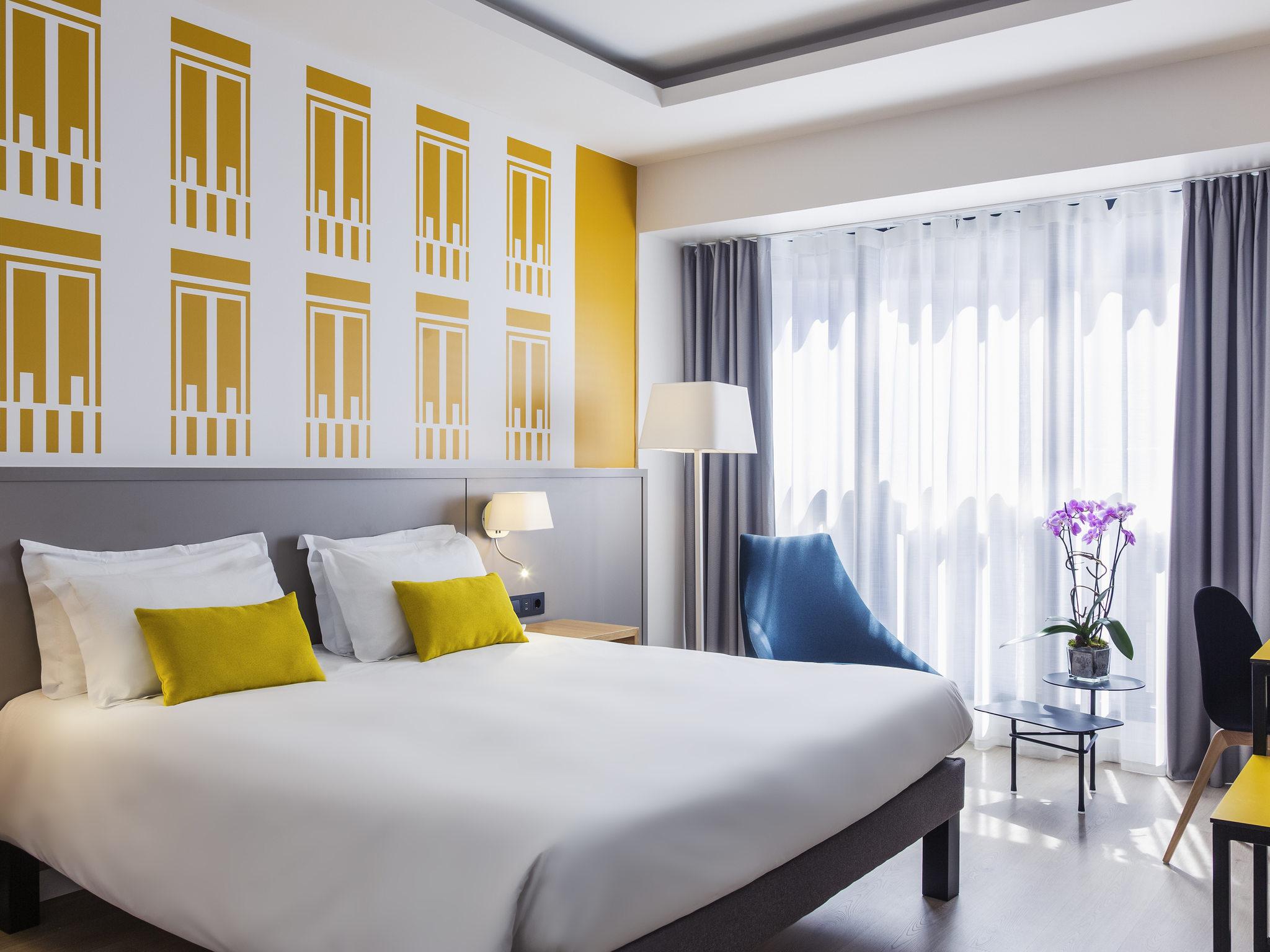 호텔 – Mercure Madrid Plaza de Espana