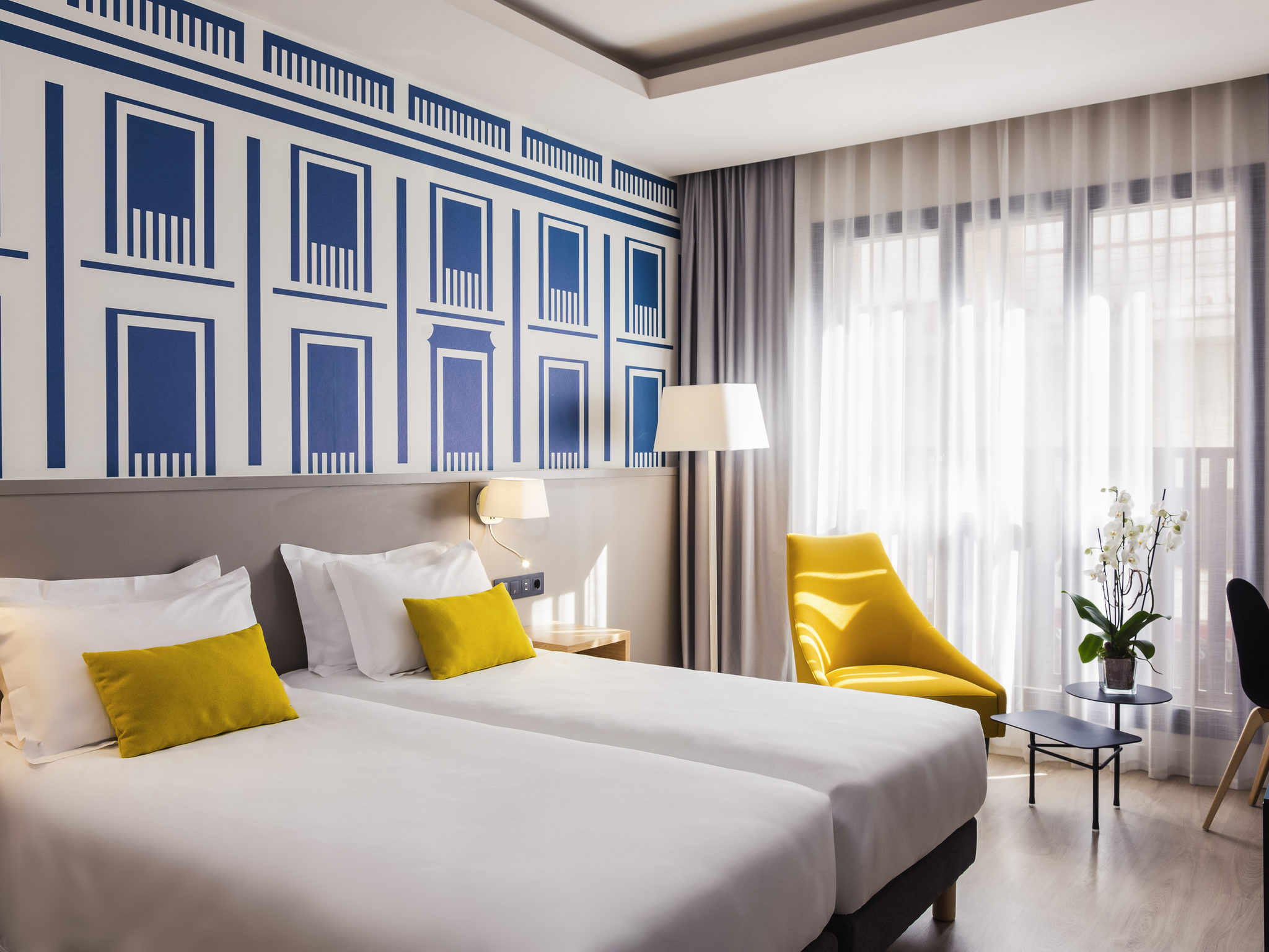Mercure Hotel in MADRID PLAZA DE ESPAÑA for business or pleasure on