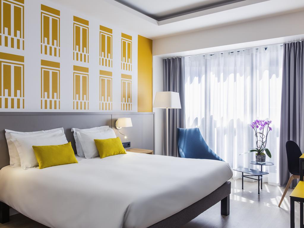 Hotel in madrid mercure madrid plaza de espana