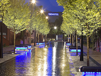 Destino - Novotel Sheffield Centre
