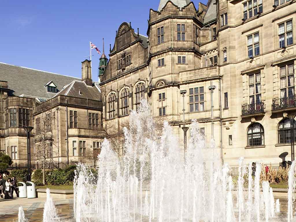 Hotel Sheffield Novotel Sheffield Centre