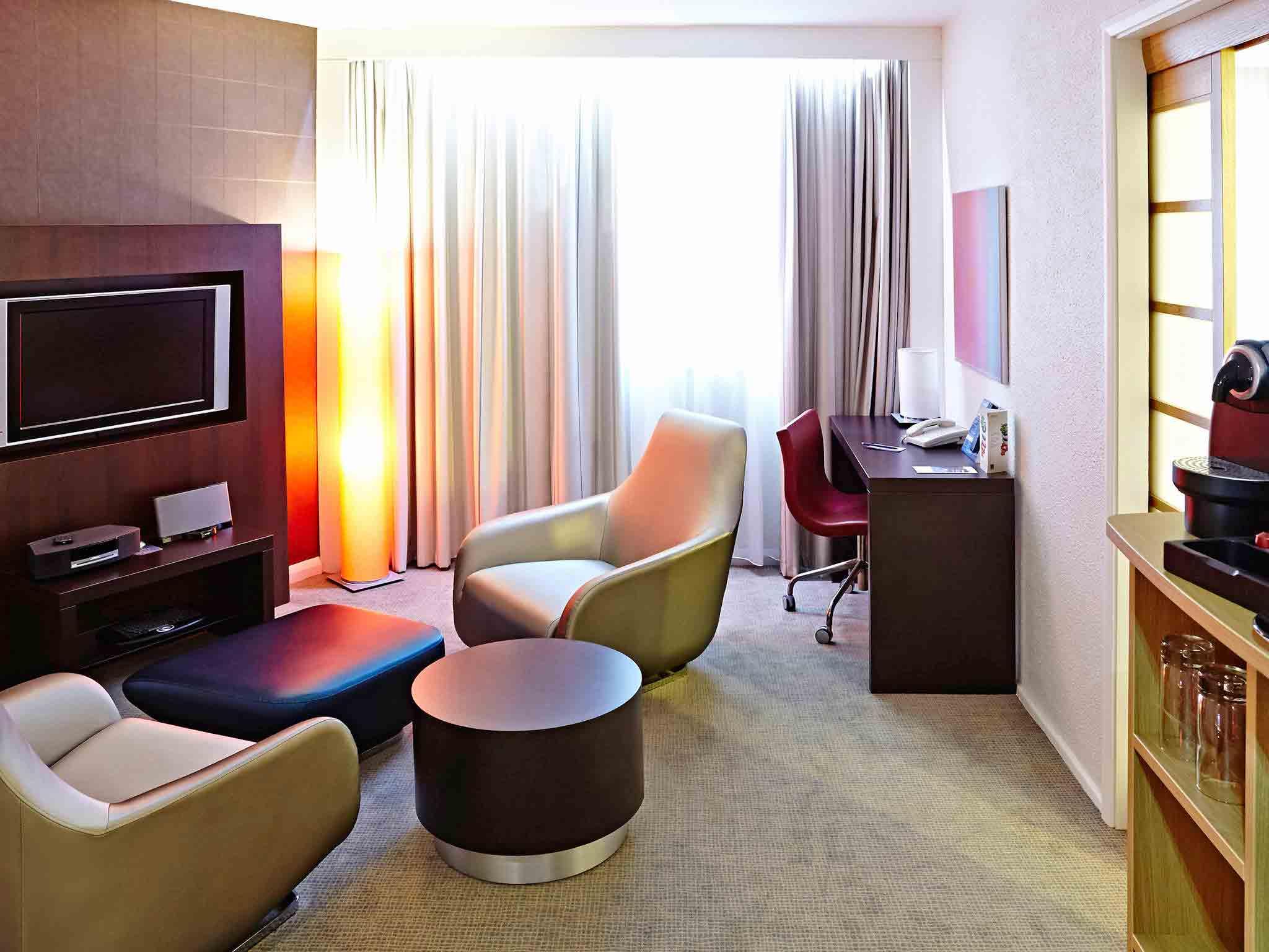 Rooms Novotel Sheffield Centre