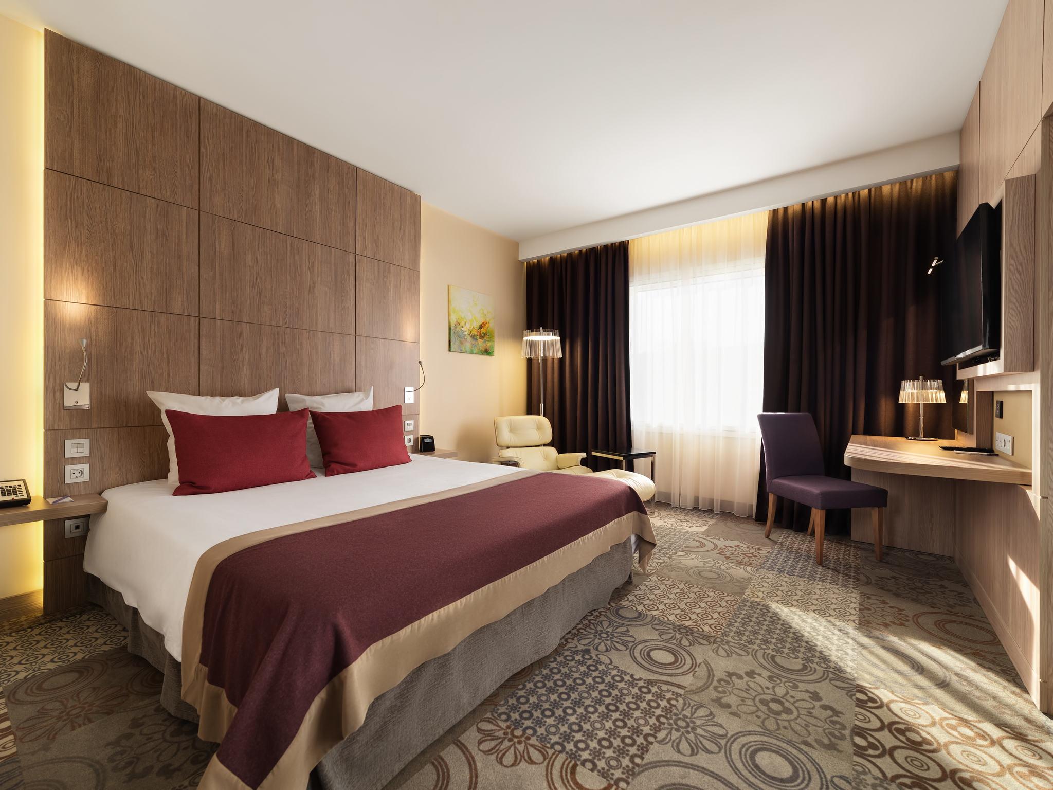 酒店 – 诺富特莫斯科谢列梅也沃酒店