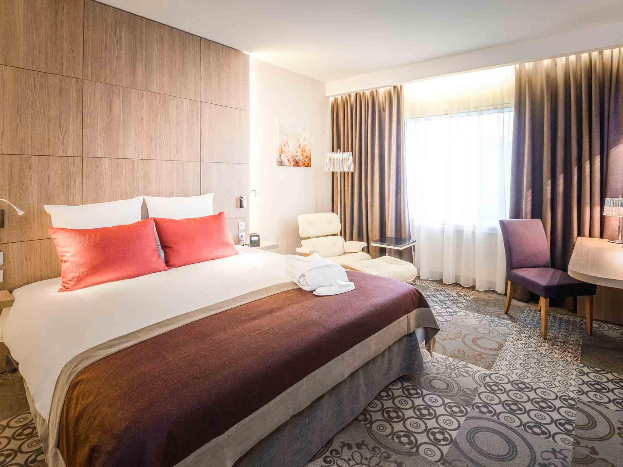 Novotel Hotel in Sheremetyevo