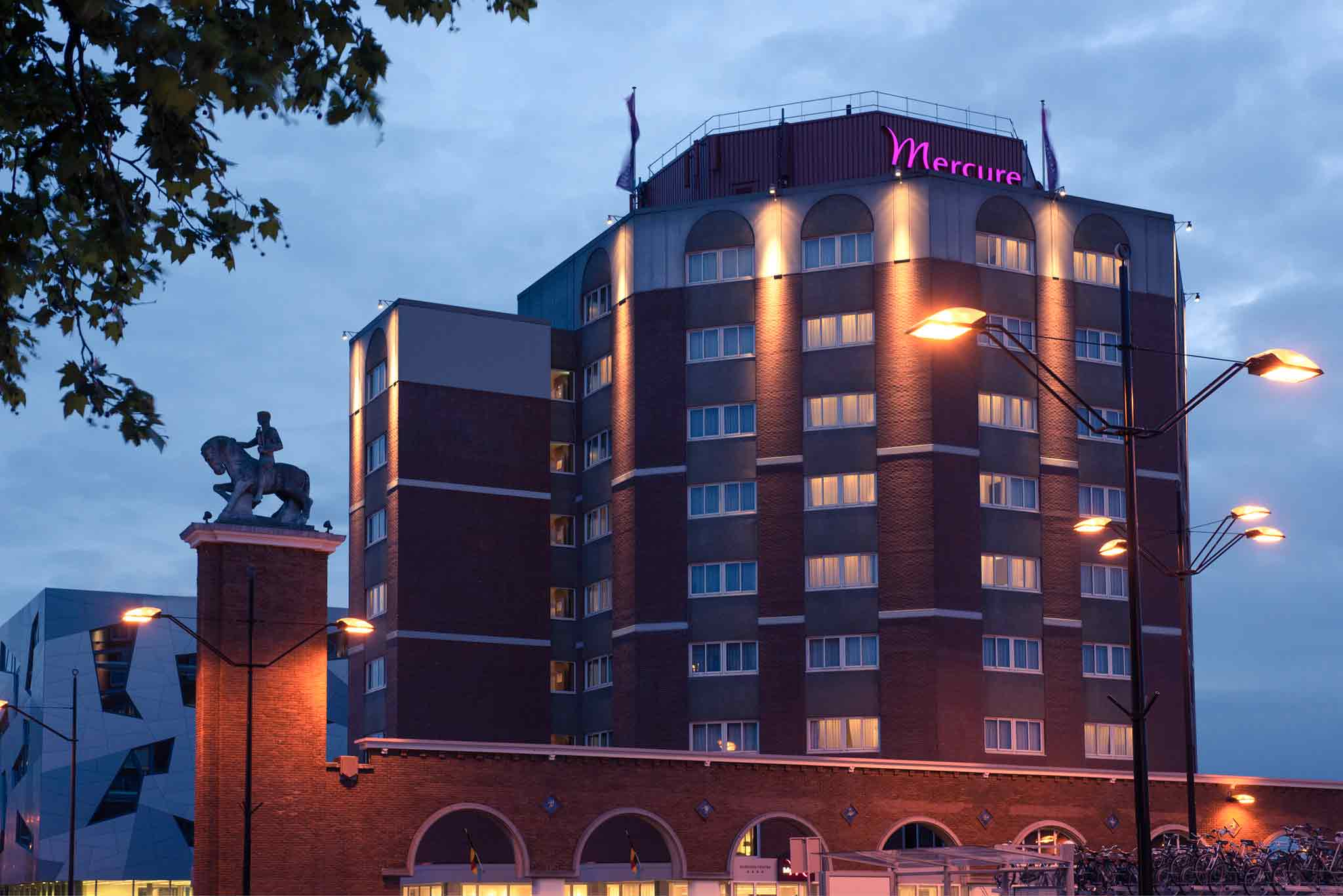 Отель — Mercure Hotel Nijmegen Centre