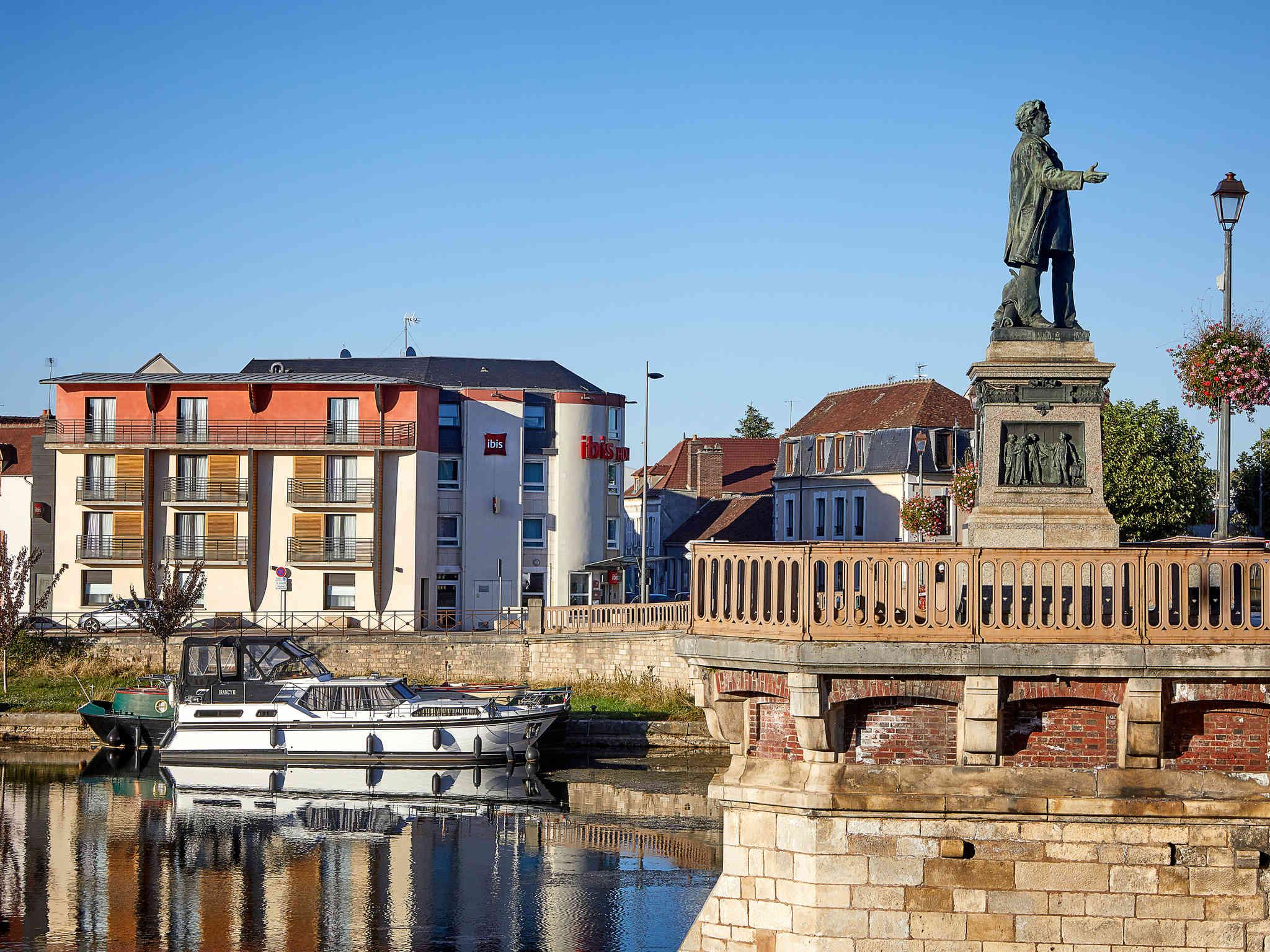 โรงแรม – ibis Auxerre Centre