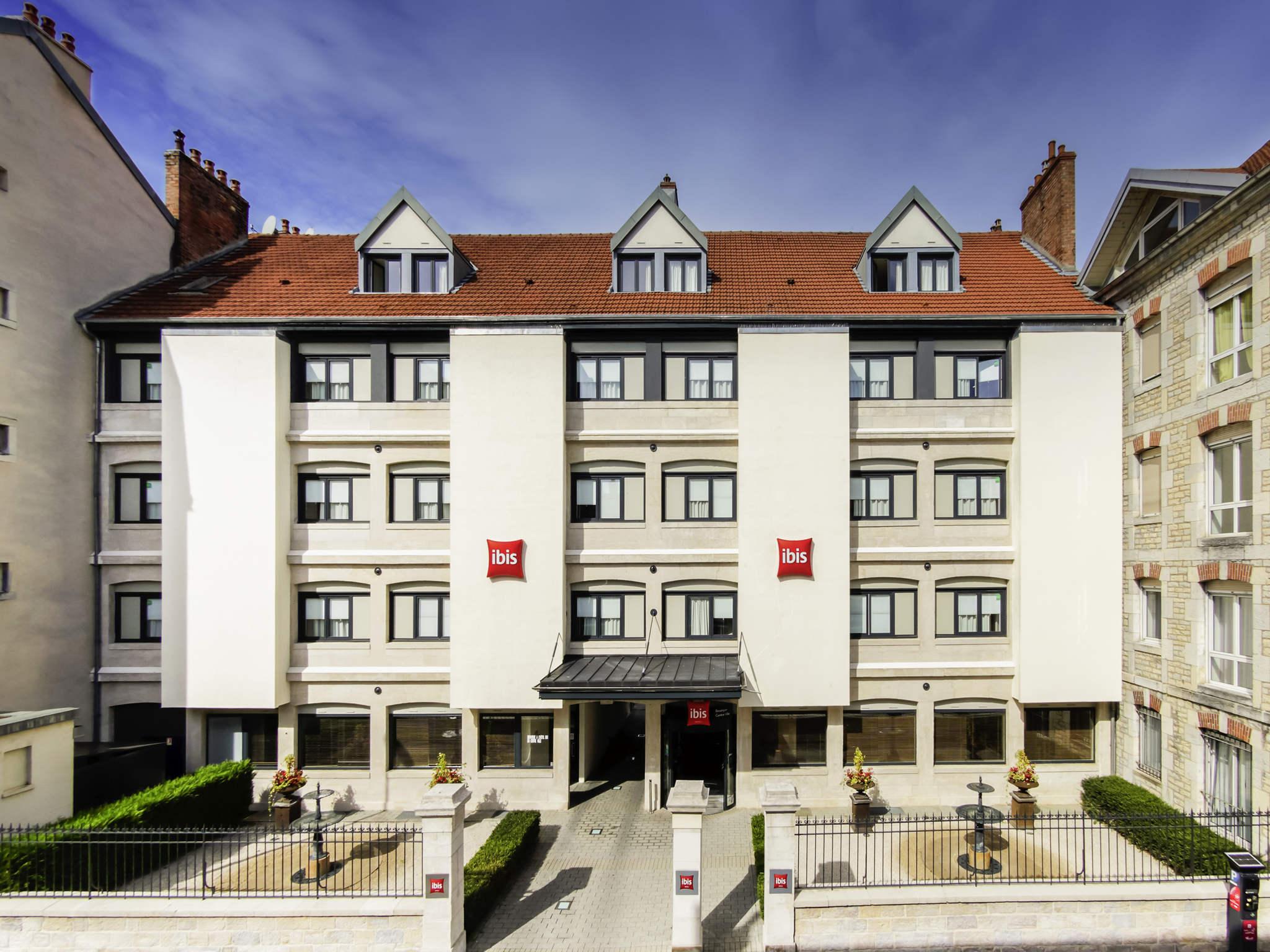 Отель — ibis Besançon Centre-Ville