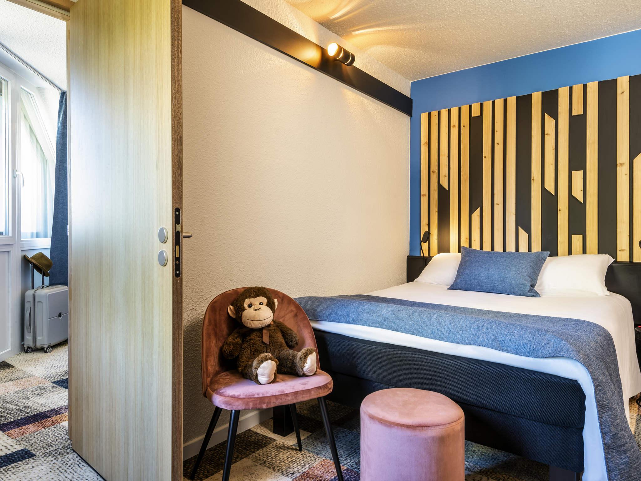 h tel boulogne sur mer ibis boulogne sur mer centre cath drale. Black Bedroom Furniture Sets. Home Design Ideas