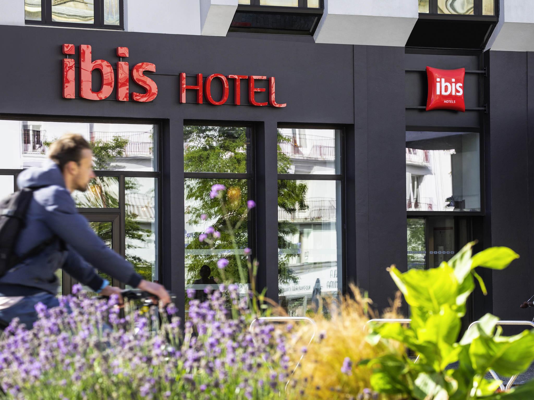 Hotell – ibis Brest Centre
