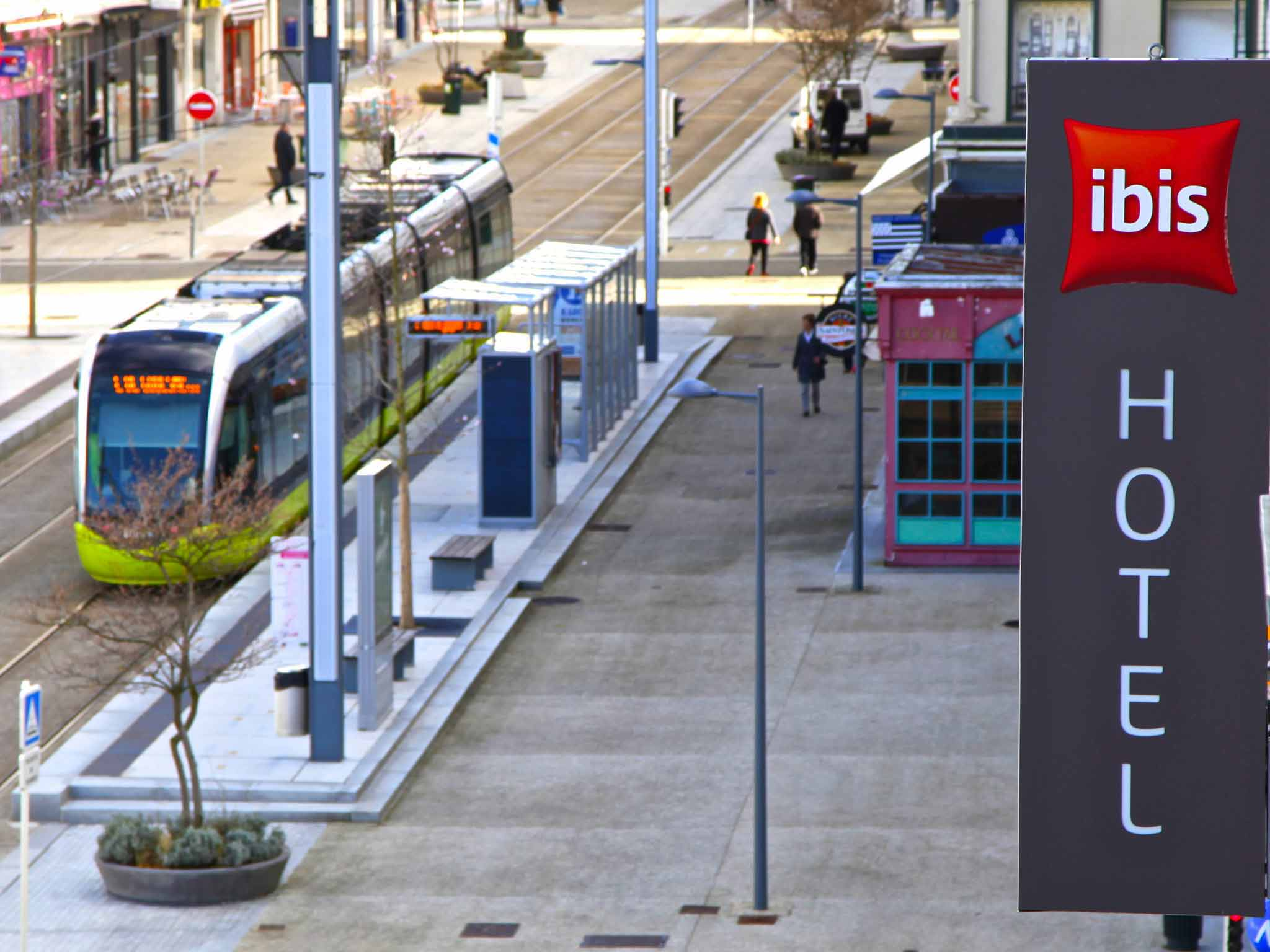 酒店 – ibis Brest Centre