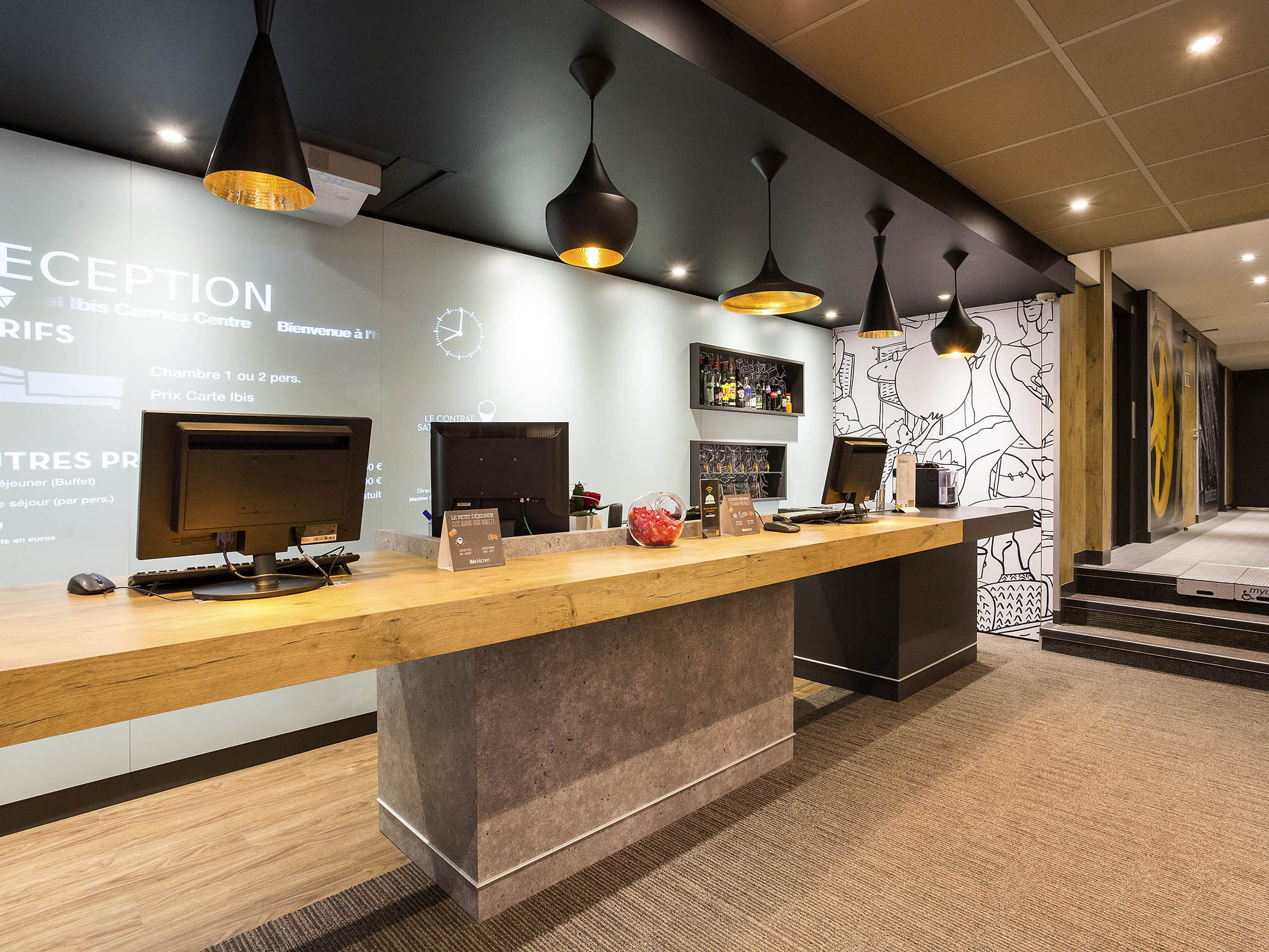 Hotell – ibis Cannes Centre
