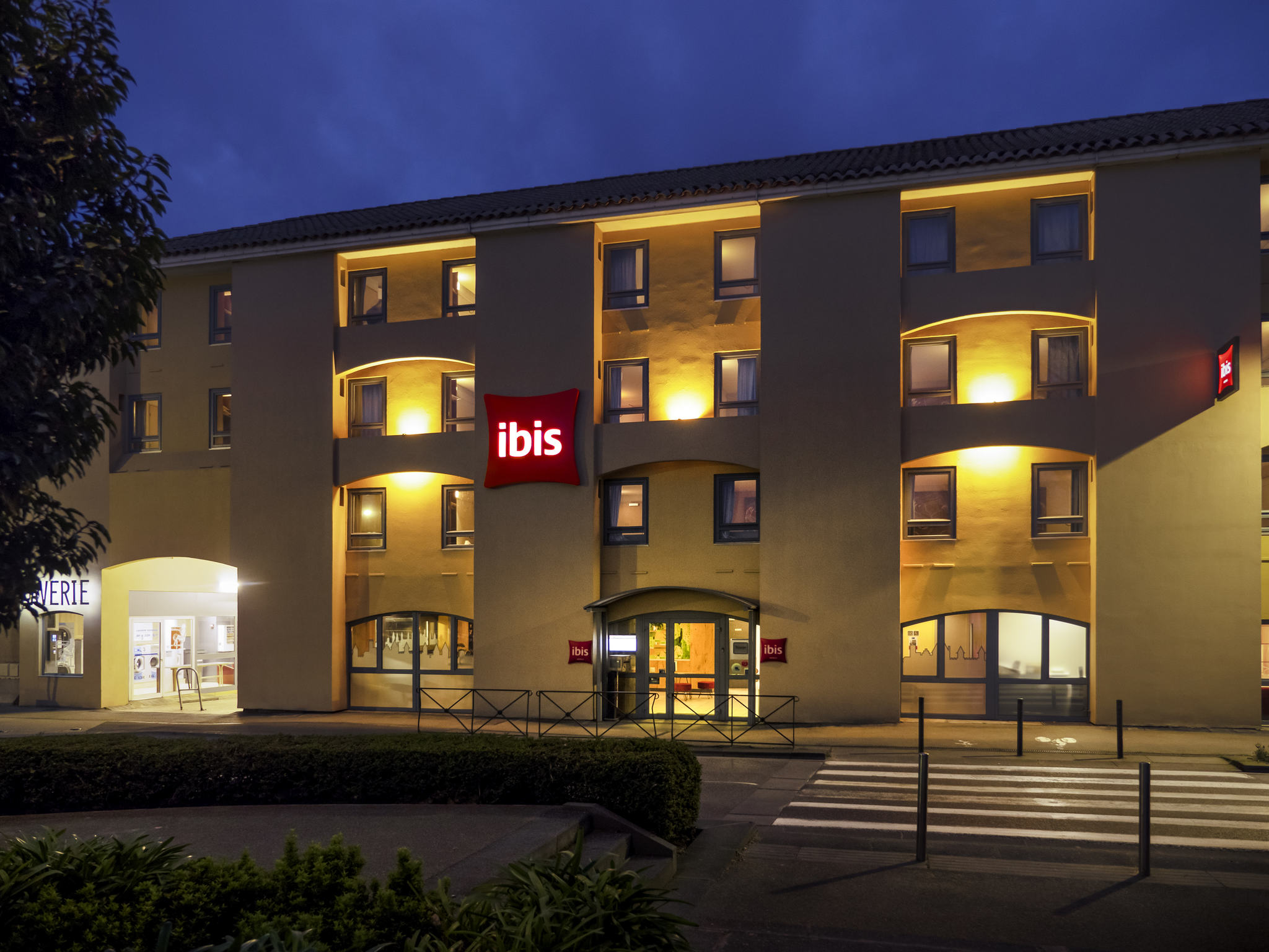 Отель — ibis Каркассон Центр