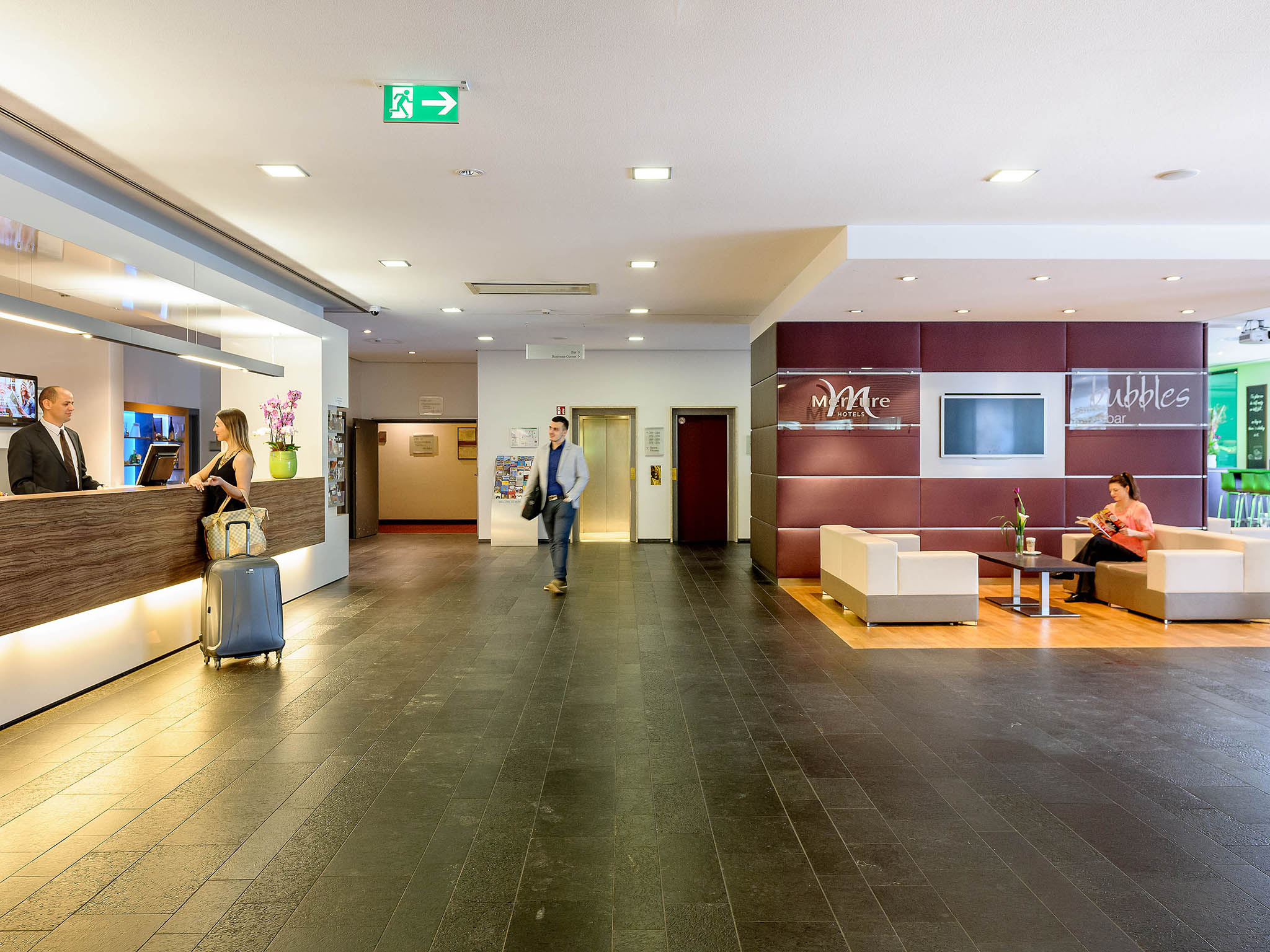 Hotel - Mercure Hotel Muenchen Sued Messe