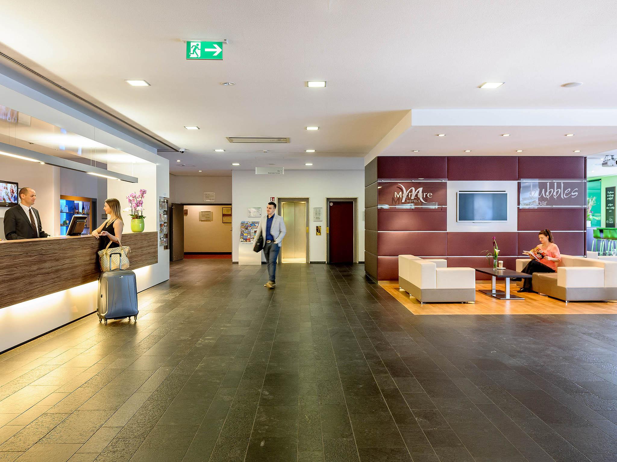 Hotel – Mercure Hotel Muenchen Sued Messe
