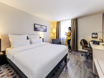Rooms - Mercure Hotel Orbis Munich South
