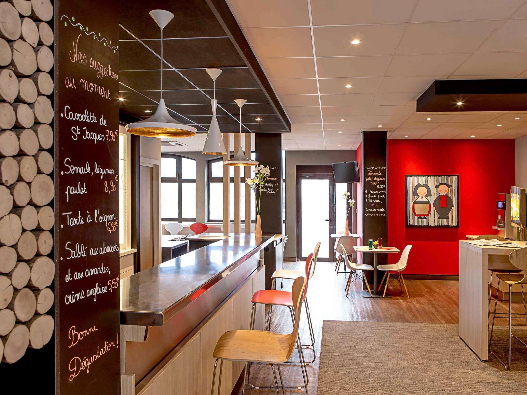Hotell – ibis Colmar Centre