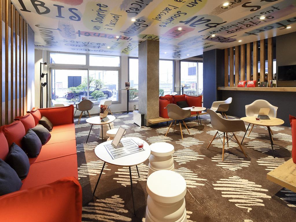 โรงแรม – ibis Dijon Gare