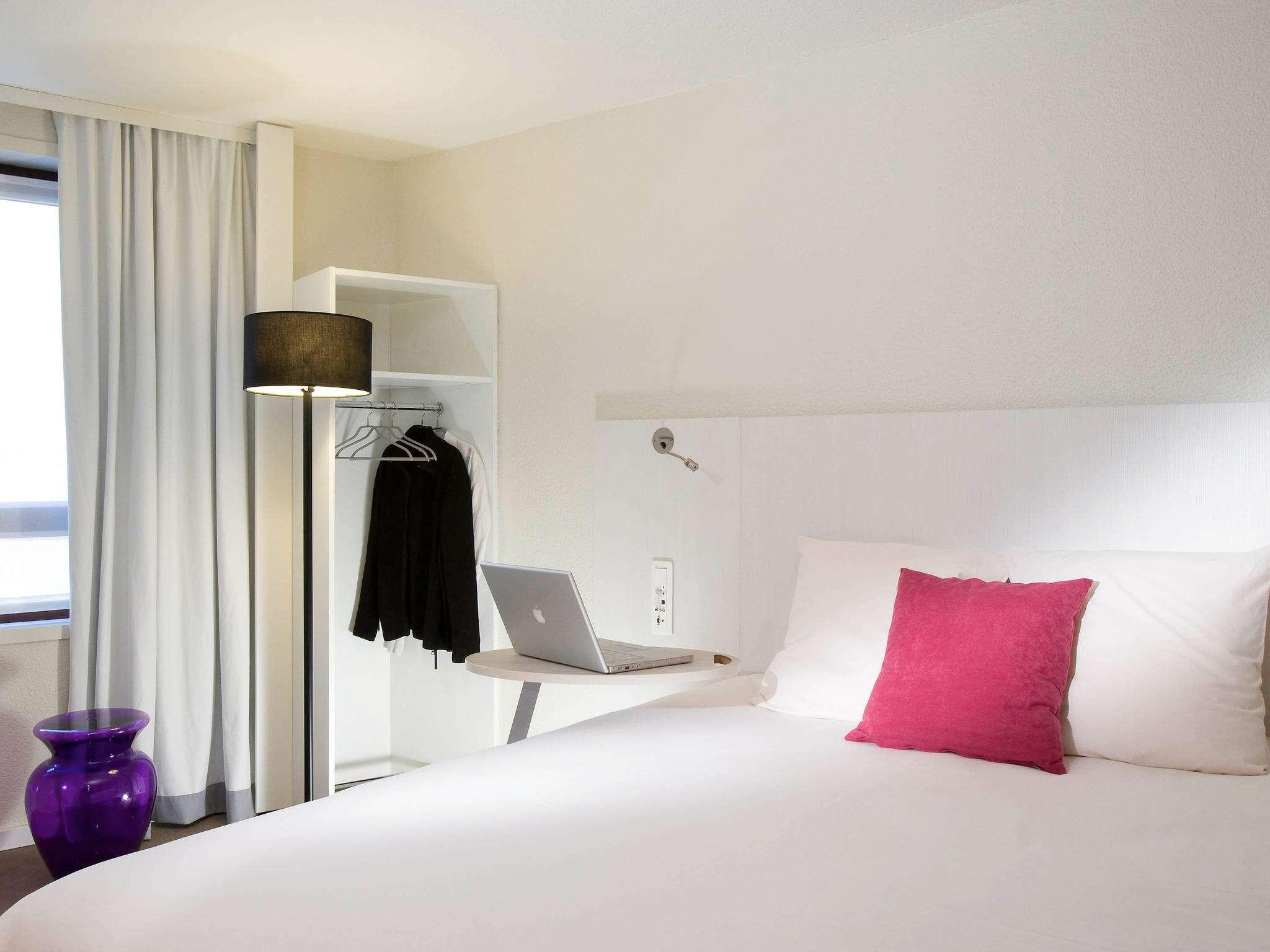 Otel – ibis Styles Lille Centre Gare Beffroi