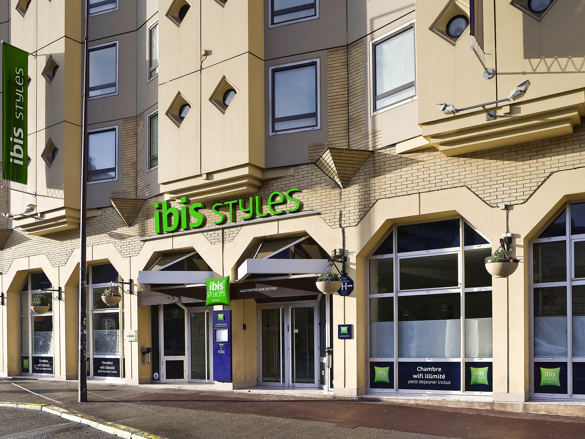 Hotel in LILLE ibis Styles Lille Centre Gare Beffroi