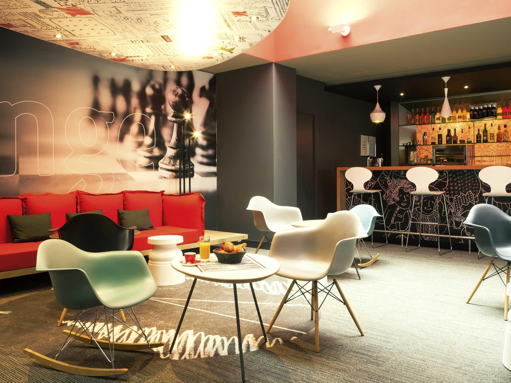 Bar Ibis Lyon Part U Les Halles
