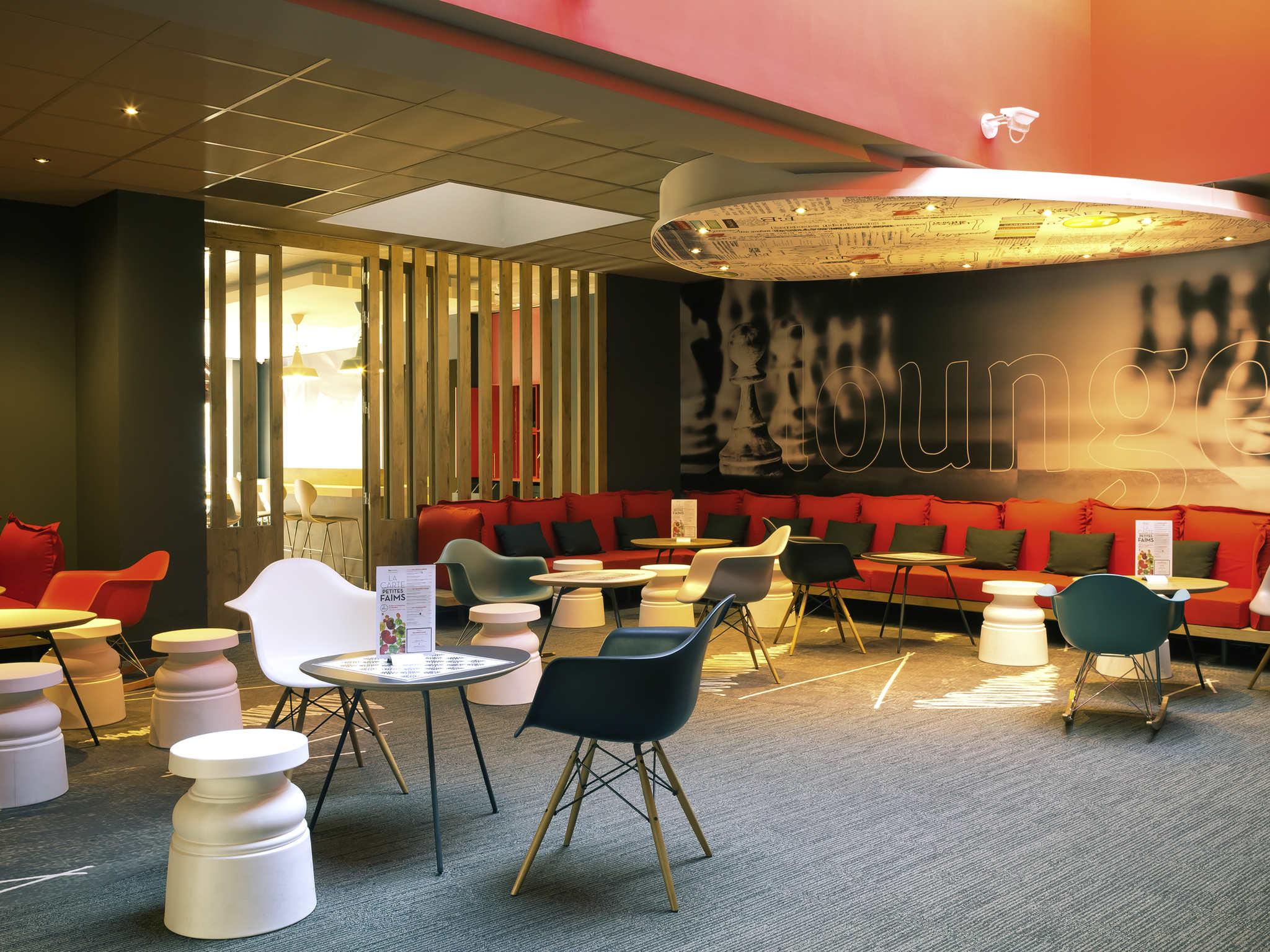 Hotell – ibis Lyon Part Dieu Les Halles