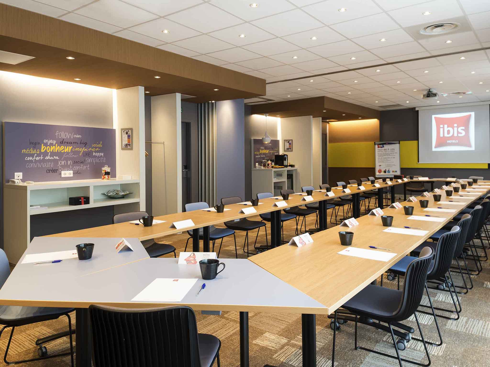 Hotel Ibis Lyon Part U Les Halles