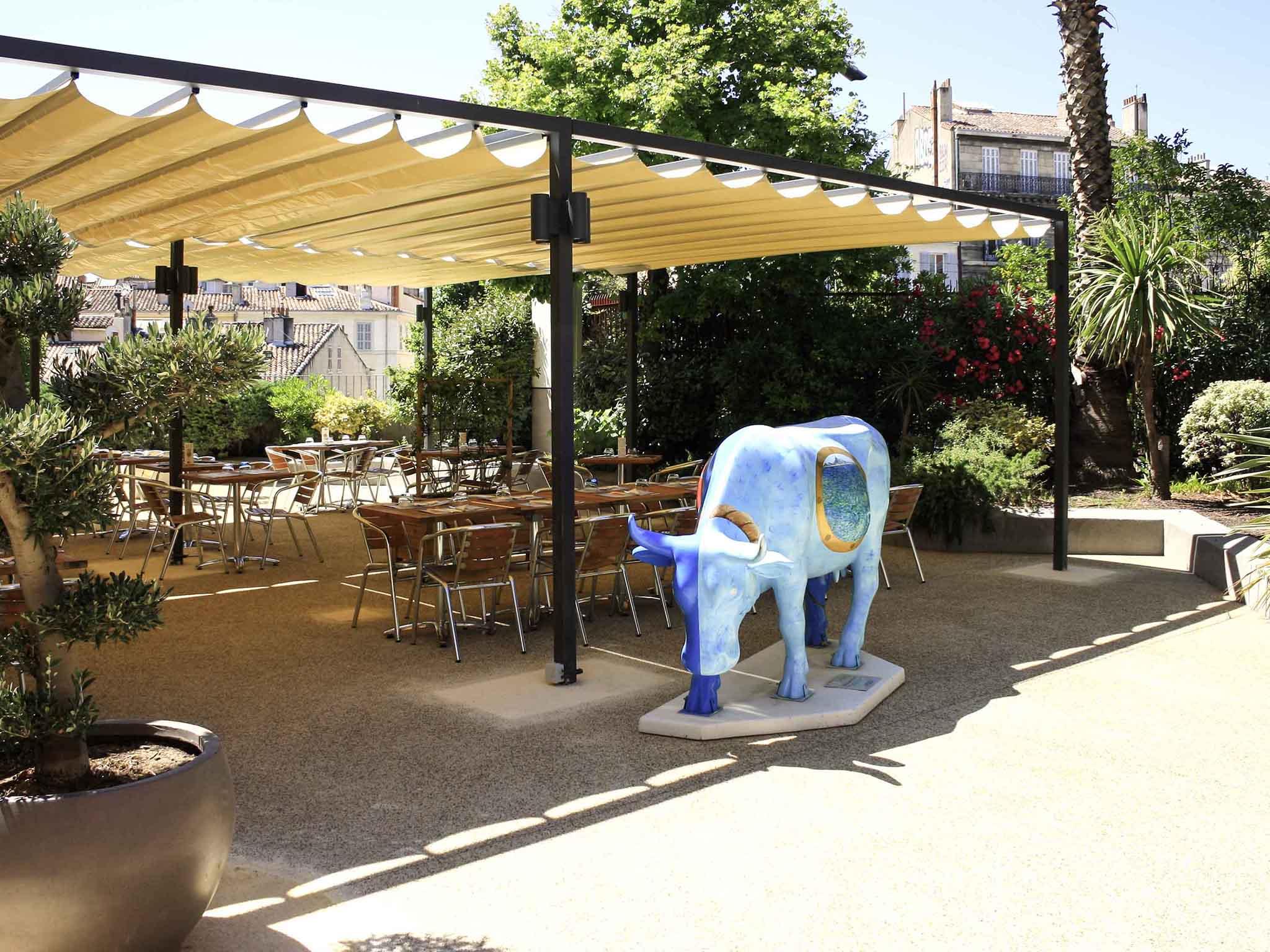 Hotel – ibis Marsella Centro Estación Saint Charles