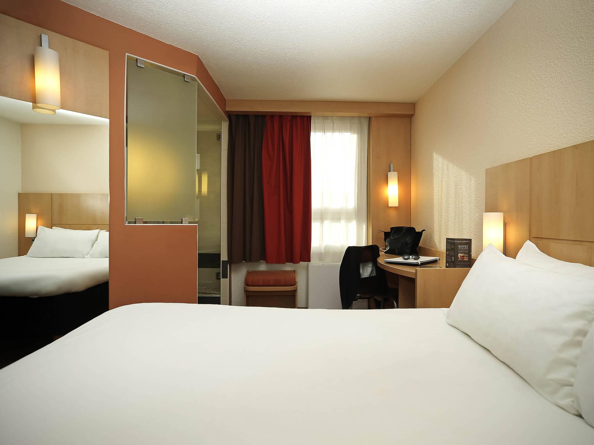 Hotel in MONTPELLIER ibis Montpellier Centre